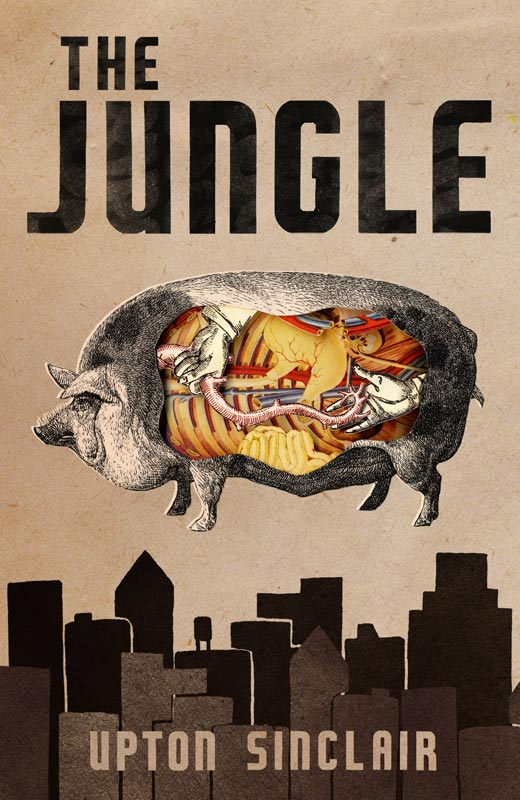 the significance of upton sinclairs the jungle Upton sinclair, a timeline made with timetoast' sinclair had his book the jungle rejected six time and macmillian said i advise without hesitation and unreservedly against the publication of this book which is gloom and horror unrelieved.